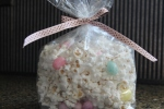 Ribbon Popcorn Bag