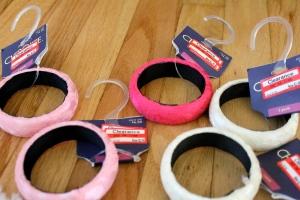 Yarn Bracelets